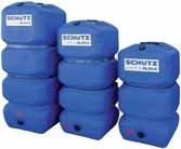 Deposito Agua Potable Aqua Block Cisterna Agua Potable Schutz Aquablock 600 lt
