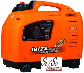 Generadores Digitales Inverter 1000W Genergy Ibiza