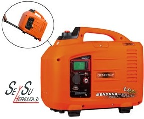 Generadores Digitales Inverter 2800W Genergy Menorca