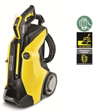 Karcher Hidrolimpiadora K 7 FC Plus Home T 450 1.317-030.0