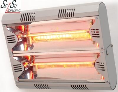 Calefaccion electrica por infrarrojos moel factory hathor - Calefaccion de gas o electrica ...