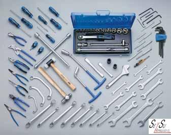 Equipamiento 91 piezas de Herramientas para Taller 911081 Irimo .jpg