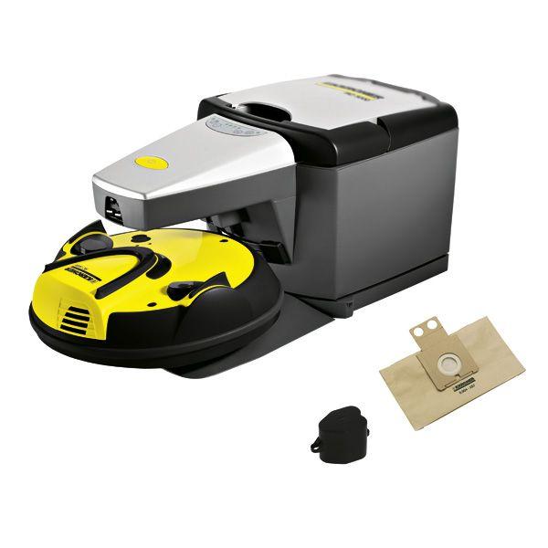 Karcher rc 3000 robot aspirador en seco oferta - Robot de limpieza a vapor ...